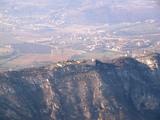 Forte san Marco sulla Val d'Adige